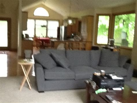 Grey Sofa Brown Carpet by Oak Trim Throughout Grey Sofa What Color For