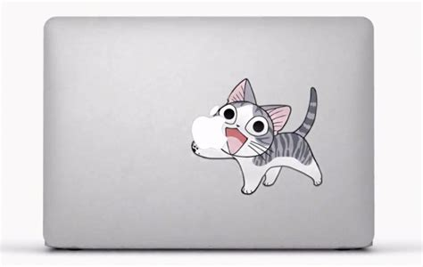 Sticker Decal Apple Mini Air Cat On Branch Rina Shop i searched for all 74 of the stickers in apple s new ad so