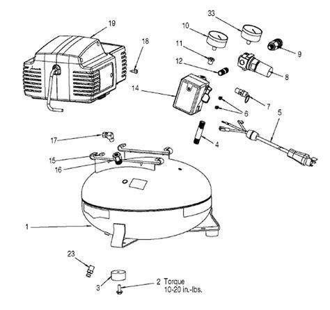 porter cable c2002 air compressor wiring diagram porter