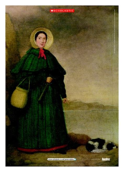 Biography Of Mary Anning Ks2 | mary anning science poster primary ks2 teaching