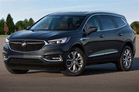 2018 buick enclave reviews and rating motor trend
