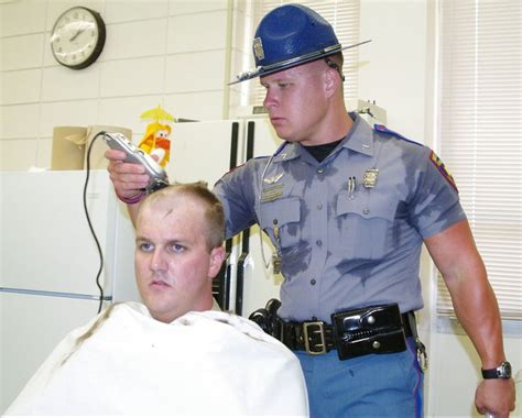 police hair styles 164 best state police haircuts images on pinterest