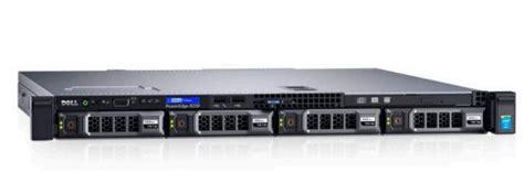 3 Server Dell R230 New Hotplug E3 1225v6 Rackmount 1u Single m 225 y chủ dell poweredge r230