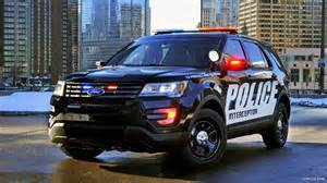 Ford Interceptor Suv The 2016 Ford Interceptor Suv A Technology Filled Crime