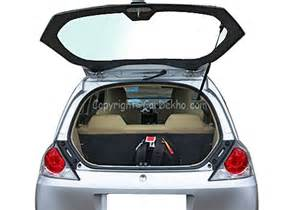 brio open honda brio interior photo cardekho com india