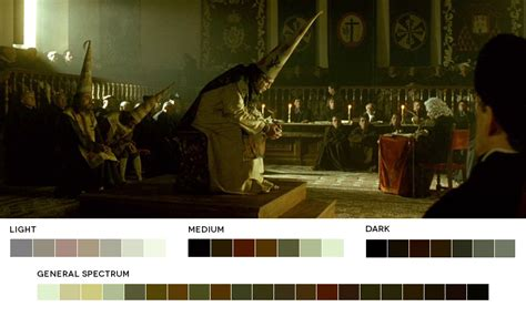 colors and themes in movies movie magic 4 ways to use film color palettes to