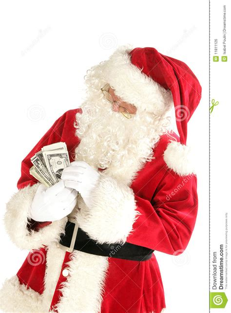 hip santa 2 more person accounts of the hip culture of santa california books santa claus counting money stock photo image of