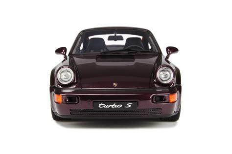 Porsche 964 Turbo S by Porsche 911 964 Turbo S Leichtbau Model Car Collection