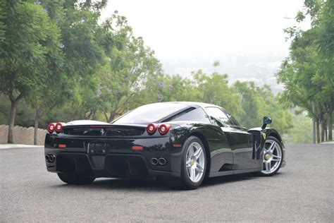 black ferrari back enzo ferrari car black www pixshark com images
