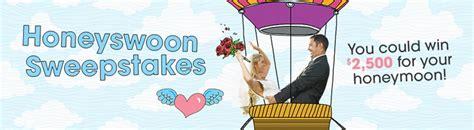 Honeymoon Sweepstakes 2014 - the valpak honeyswoon sweepstakes