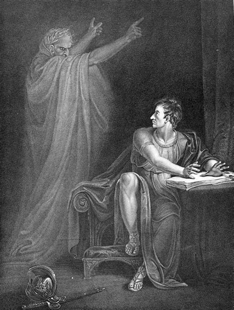 Great Caesars Ghost by Ghostly Shakespeare Folger Shakespeare Library