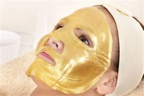 Gold Collagen Mask collagen mask gold