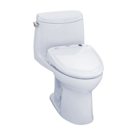 Toto Bidet by Toto Ultramax Ii Connect 1 1 0 Gpf Elongated Toilet