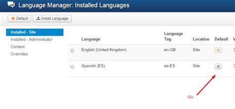 tutorial joomla spanish tutorial joomla cambiar a idioma espa 241 ol joomla 3 x
