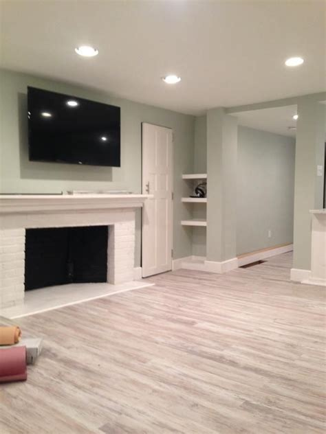 wood floor for basement 17 ideas about vinyl plank flooring on