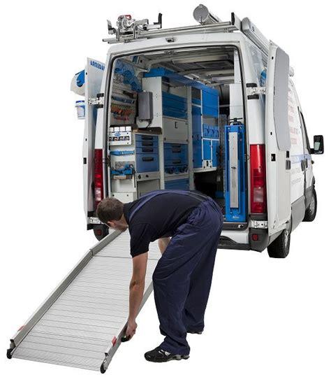 pedane per furgoni re di carico per furgoni