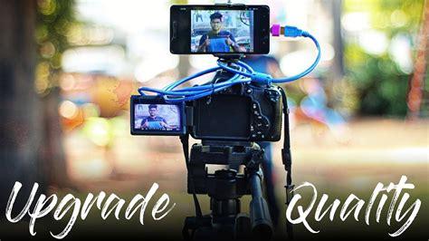 upgrade  dslr quality diy hindi youtube