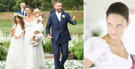 bianca balti foto matrimonio bianca balti il matrimonio il giorno pi 249 bello della