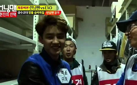 exo on running man 720p hd 131110 런닝맨 running man ep 171 exo cut 4 youtube