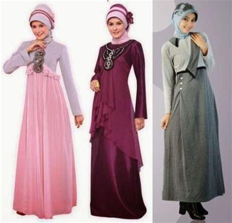 Cari Baju Gamis Terbaru 15 Model Baju Gamis Muslimah Modern