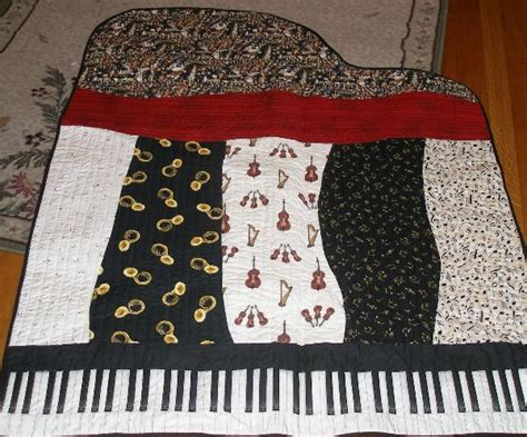 Piano Quilt Pattern by Piano Quilt