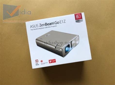 Proyektor Mini Asus Zenbeam Go E1z mở hộp m 225 y chiếu phim bỏ t 250 i asus zenbeam go e1z