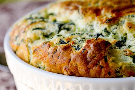 spinach cheese souffle spinach gruyere souffle nourish evolution