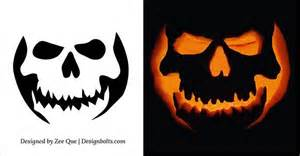 Cool Pumpkin Carving Templates by Best 25 Cool Pumpkin Carving Ideas On Cool