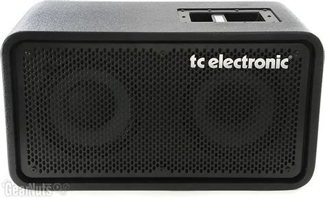 tc electronic rs210 bass cabinet tc electronic rs210 2x10 quot 400 watt bass cabinet reverb