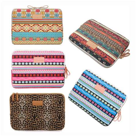 Fashionable Notebooks by New Fashion Laptop Bag Bohemia Style Shockproof Waterproof