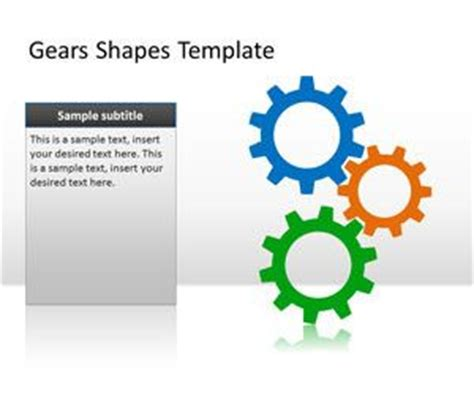 free gear powerpoint templates free ppt powerpoint