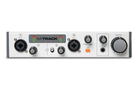 M Audio M Track Plus Mk2 m audio m track mkii ebay
