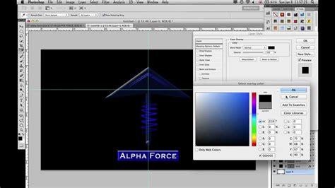 tutorial photoshop cs5 logo photoshop cs5 basic tutorial military badge logo alpha