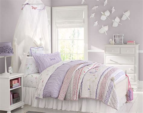 pottery barn bedrooms with pastel colors for atzine