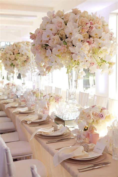 deco wedding centerpieces 25 best ideas about wedding table arrangements on wedding arrangements blush