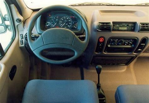 opel movano 2001 fiche technique opel movano chassis double cabine d3500 xl