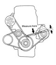 1998 Honda Crv Timing Belt Replacement Honda Cr V Timing Belt Autos Post