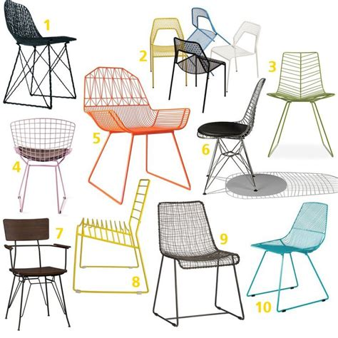 best 25 metal chairs ideas on pinterest metal dining