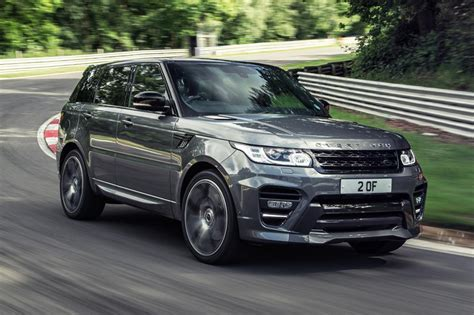 Overfinch Range Rover Sport Specs Prices And Pictures Evo