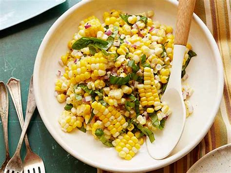 ina garten salads fresh corn salad recipe ina garten food network