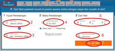 membuat website booking tiket pesawat traveloka com cara pesan booking tiket pesawat kereta