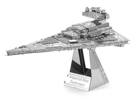 Wars Tiny Imperial Ships Micromacines wars metal earth model kits