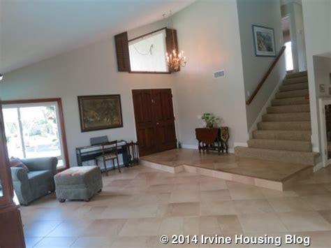 step family room open house review 7 ensueno irvine housing