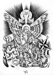 miley cyrus tattoo st michael tattoo