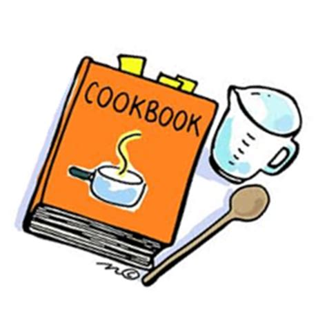 recipe club cookbook books cookbooks