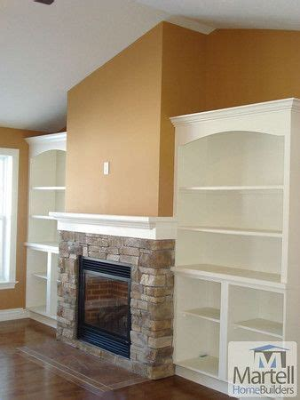 Built In Shelves Fireplace by Built In Shelves Built Ins And Fireplaces On