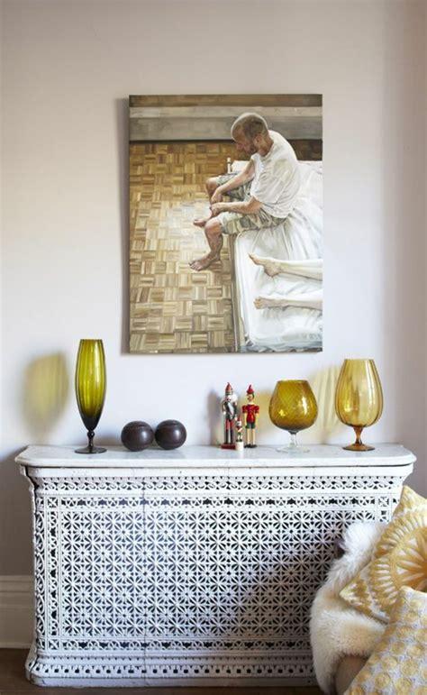 Le Buntes Glas by 25 Heizk 246 Rperverkleidung Ideen F 252 R Ihr Wohnliches Zuhause