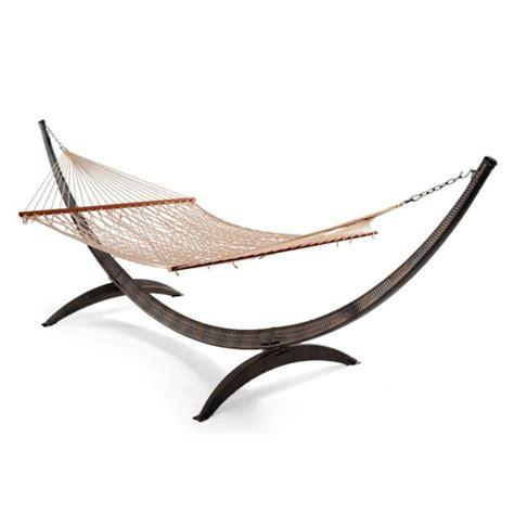 Wicker Hammock Stand woven wicker hammock stand frontgate