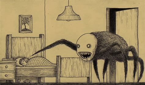 libro bored and brilliant how artist draws terrifying monsters on sticky notes bored panda
