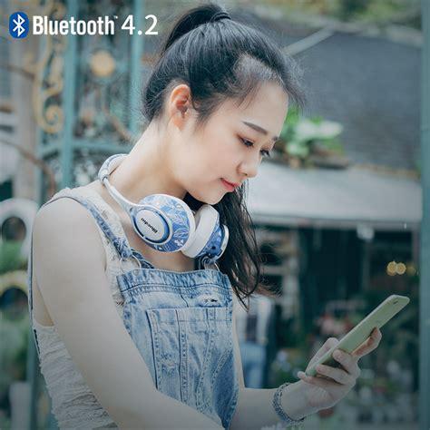 Bluedio A2 Fashionable Wireless Bluetooth Headphones bluedio a2 model bluetooth headphones headset fashionable wireless headphones 2 jpg viva purpose